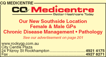 CQ Medicentre - Doctors Find