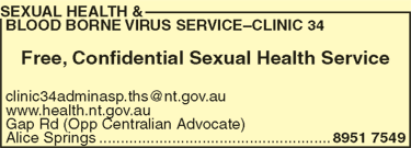 Sexual Health  Blood Borne Virus Service-Clinic  - Doctors Find