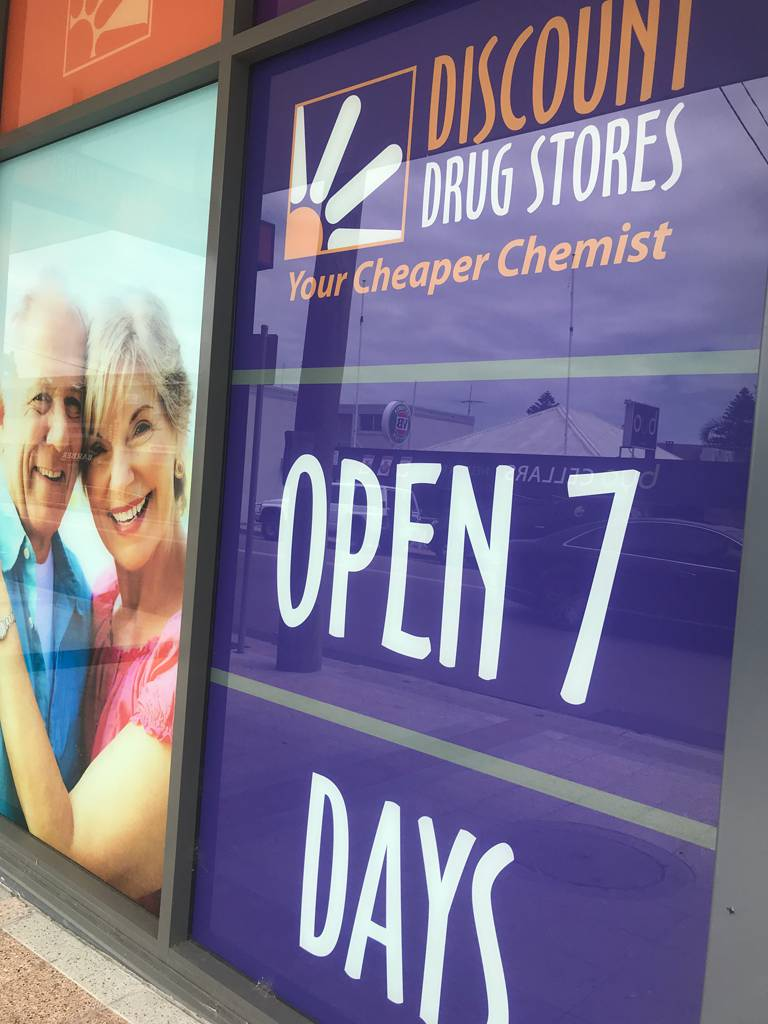 Nelson Bay Discount Drug Store - Doctors Find
