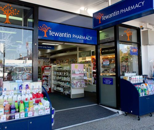 Tewantin Pharmacy - Doctors Find