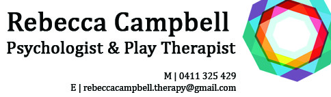 Rebecca Campbell Psychologist & Play Therapist